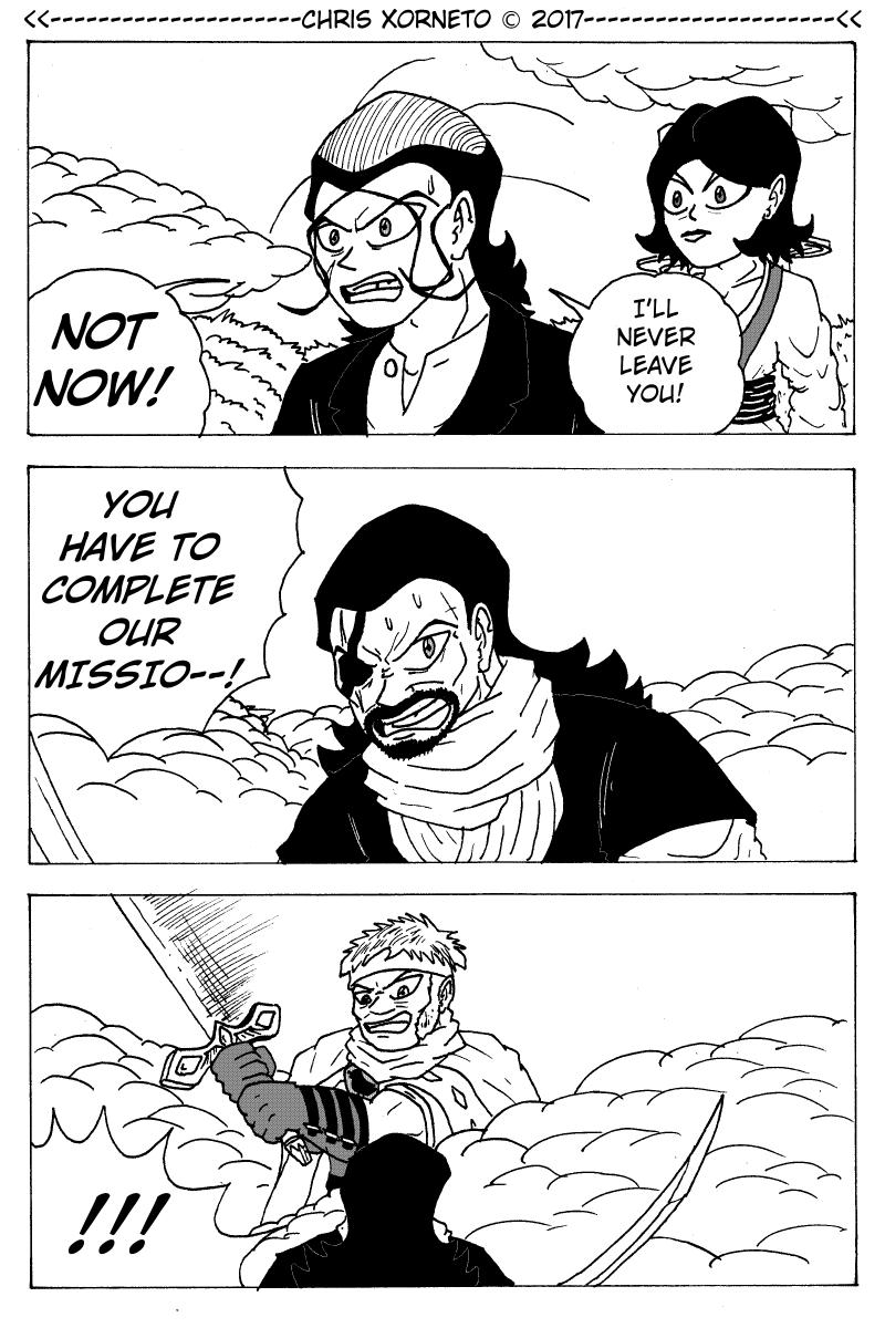 Life-Long Rivalry [2714]